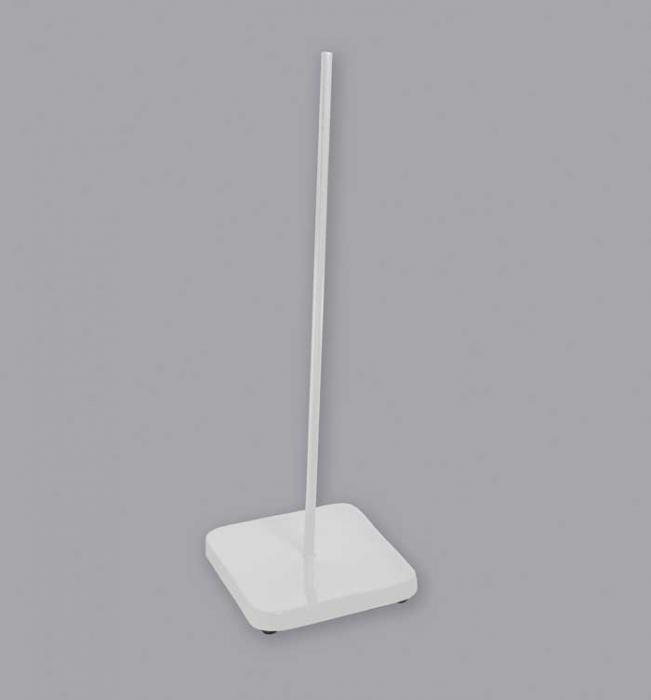 Support Stands with Rods, Porcelain