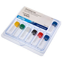Rinse/Waste Vials for GC Autosamplers - Pack of 12
