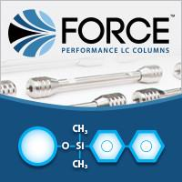 Restek Force(R) Biphenyl HPLC Column, 1.8um 50mm x 2.1mm