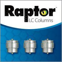 Raptor ARC-18 2.7um EXP Guard Column Cartridge 5 x2.1mm - 3pk
