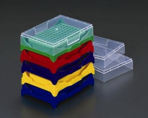 PCR Work Up Rack | Polypropylene PCR Tube Rack
