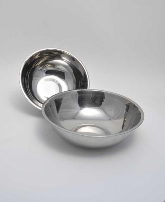 MIXING BOWLS, STAINLESS STEEL