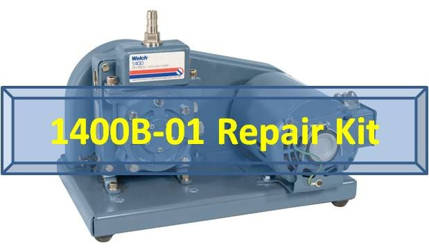 Minor repair kit, DuoSeal pump 1400 with mechanical seal 1400K-03