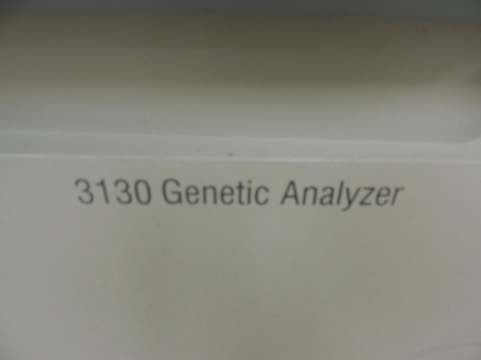 ABI3130 Genetic Analyzer