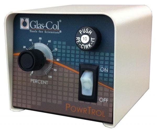 Glas-Col Manual Controller, 240V