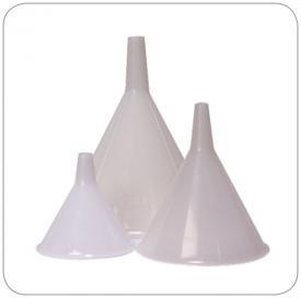 Funnels, Short Stem, Plastic