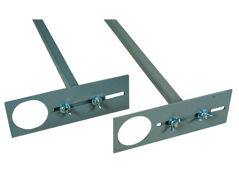 Cylinder Locking Post And Collar Set For Double Cylinder Hand Trucks