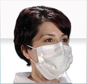 Critical Cover Microbreathe Mask