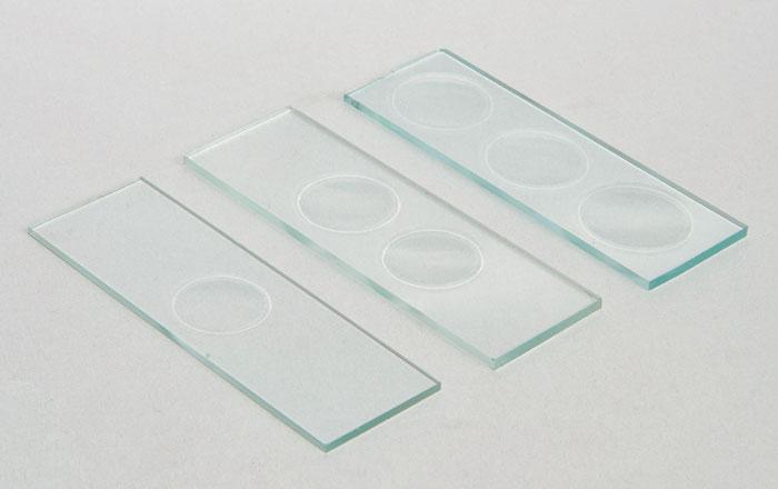 Concavity Slides, Glass