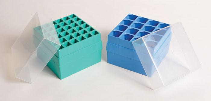 Centrifuge Tube Boxes, PP