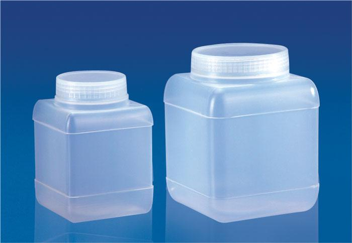 BOTTLES, STORAGE, WIDE MOUTH, PP