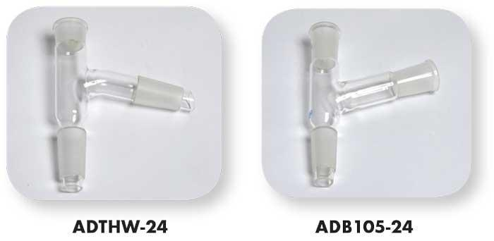 ADAPTER, 3-WAY, 24/40 JOINT