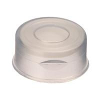 2.0 mL, 11 mm GC Snap Ring Cap With Septum