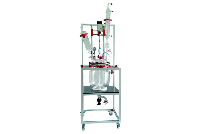 Jacketed Reactor 10L