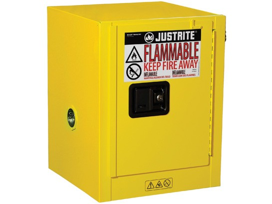 Sure-Grip Ex Countertop Safety Cabinets