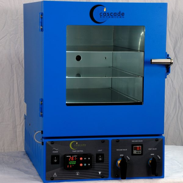 Vacuum Oven TVO-2 PRO Package with Oven, Pump and Connection Kit