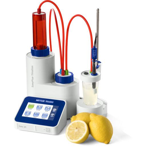 EasyPlus Titrator Easy pH from Mettler Toledo