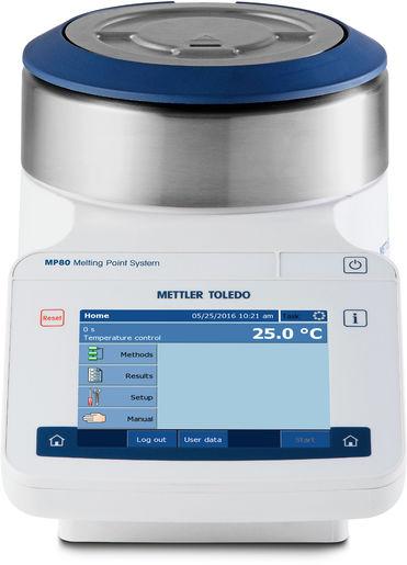 MP80 Melting Point System from Mettler Toledo