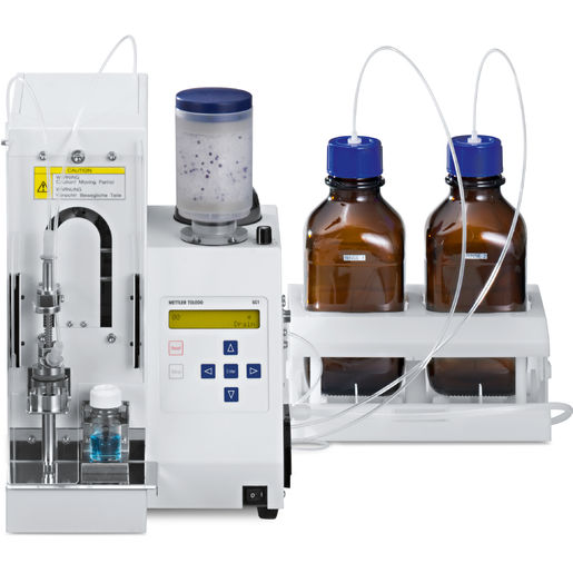 SC1 Sample Delivery and Cleaning Unit from Mettler Toledo