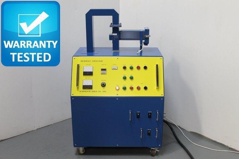 Muromachi TMW-4012C Microwave Fixation Applicator 10kW