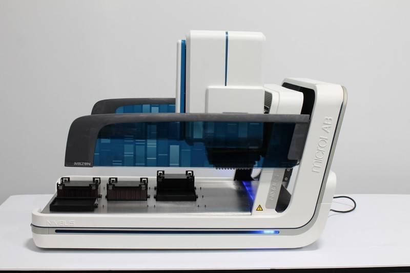 Hamilton Microlab NIMBUS Liquid Handler