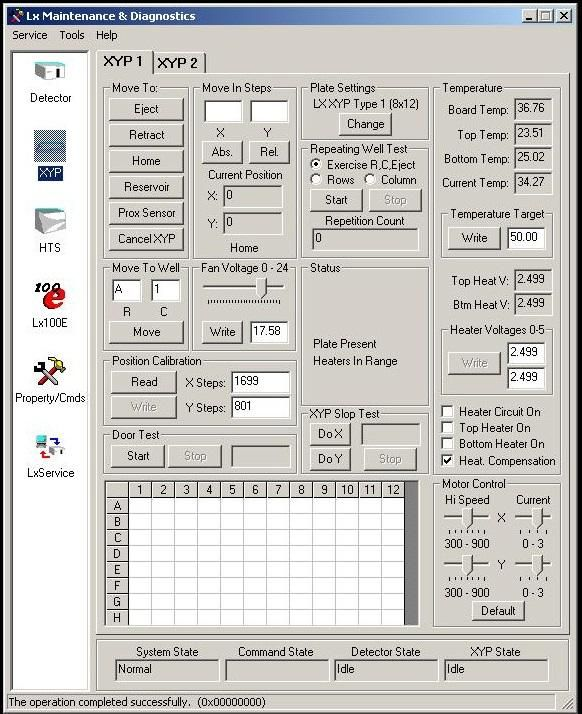 Luminex 100 Suspension Array Immunoassay Analyzer xMAP Technology System with Software