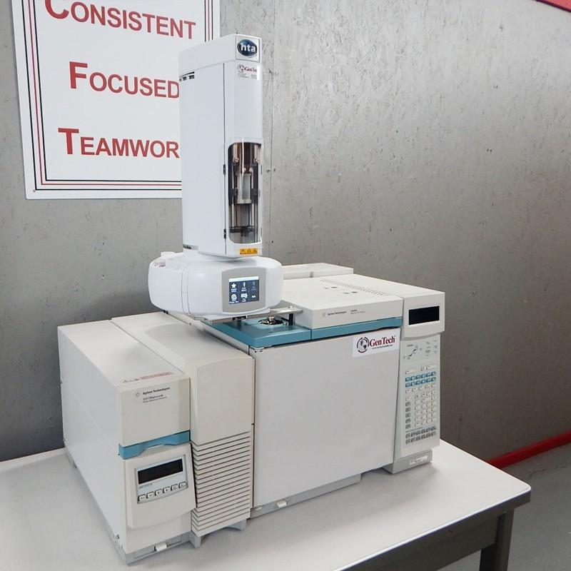 EPA Method 8270 - Agilent GC/MS Systems with Autosampler