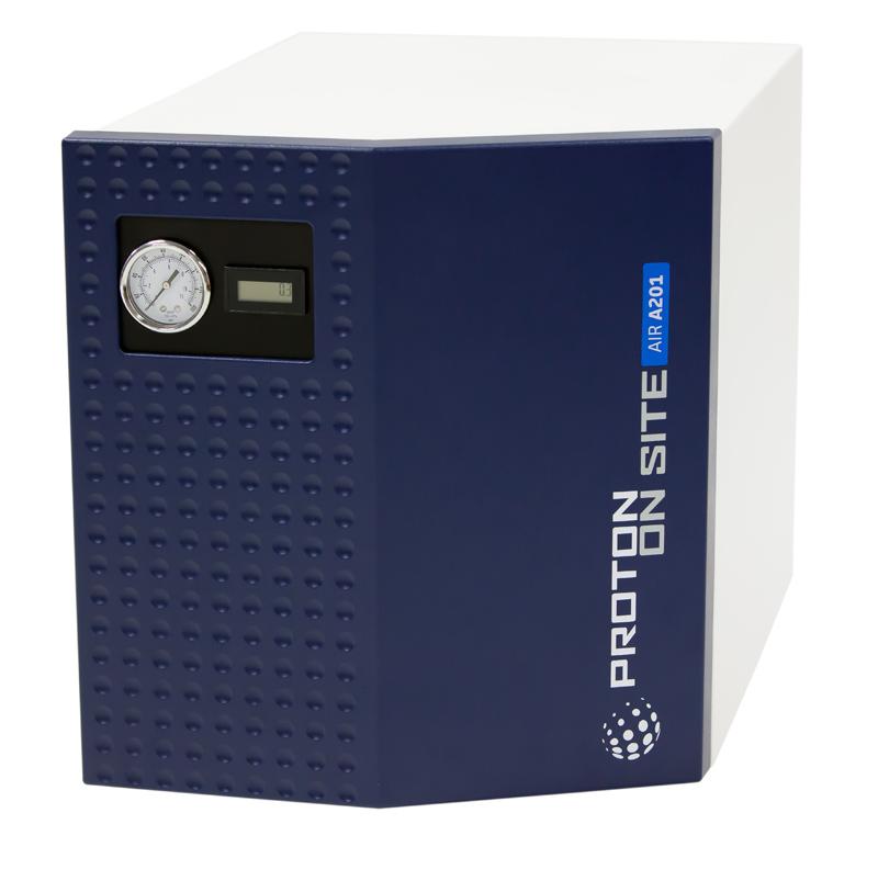 NEW PROTON Air A201 Compressor - Quiet, Compact & Stackable