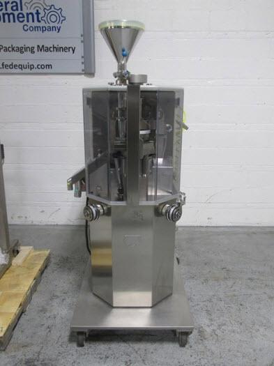 Korsch XL 100 Tablet Press, 10/8 Station