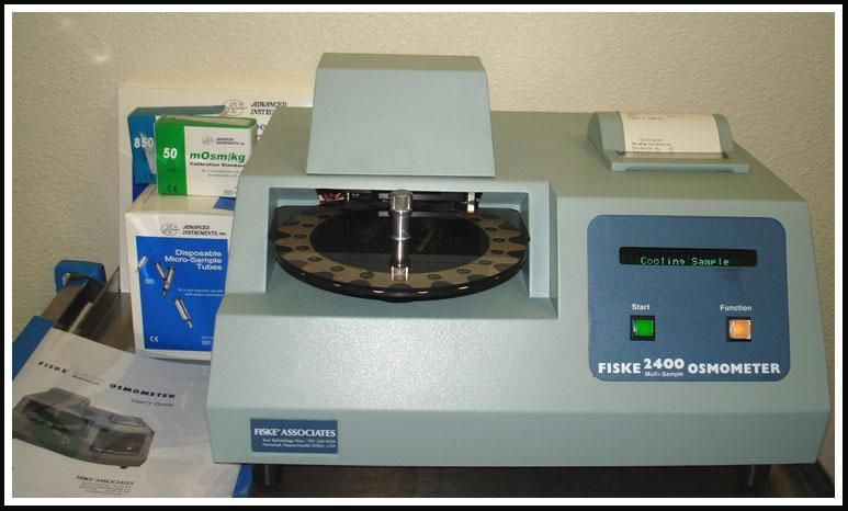 Fiske 2400 Multi-Sample Osmometer w WARRANTY