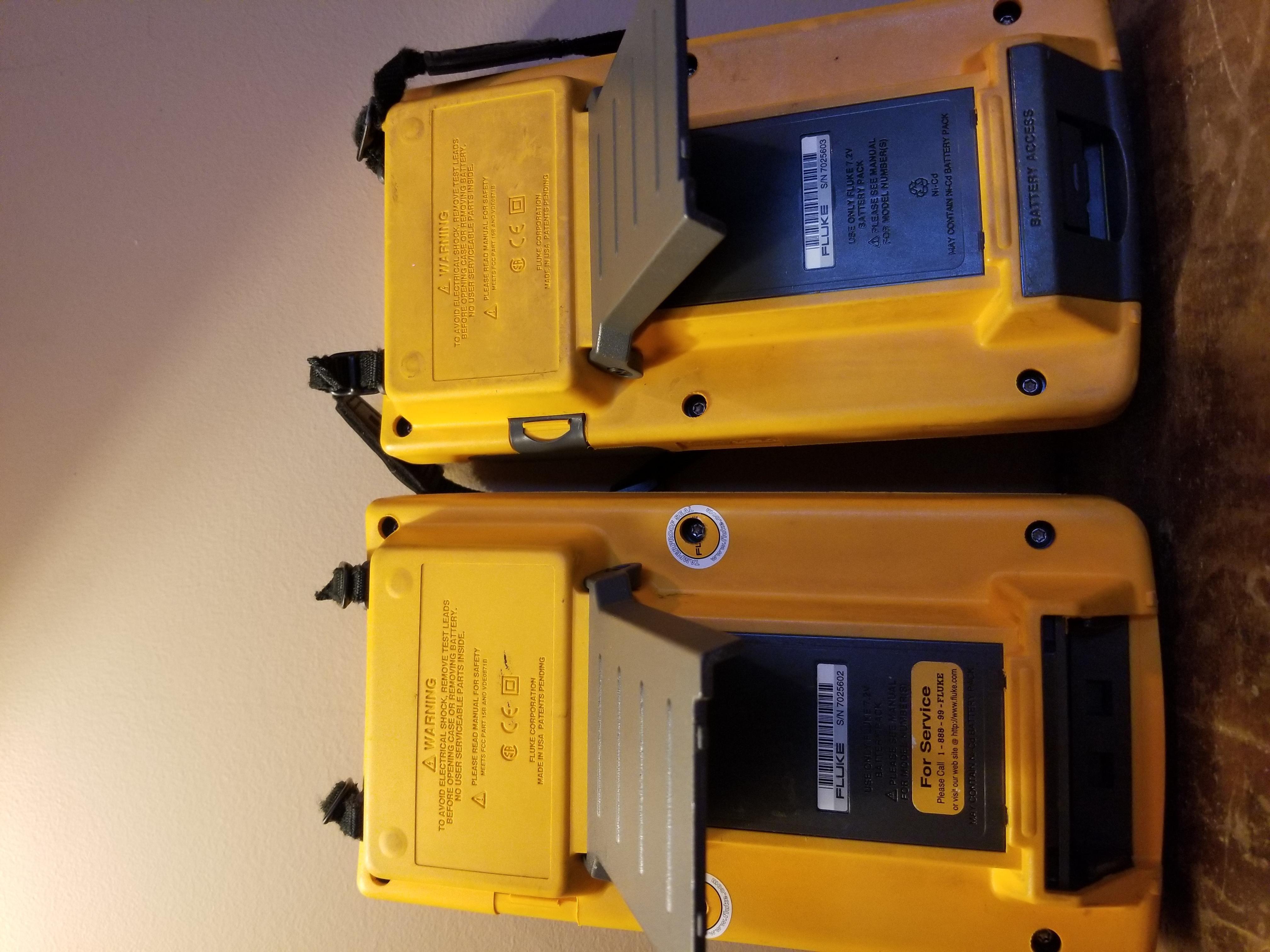 Fluke 743B  Documenting Process Calibrators