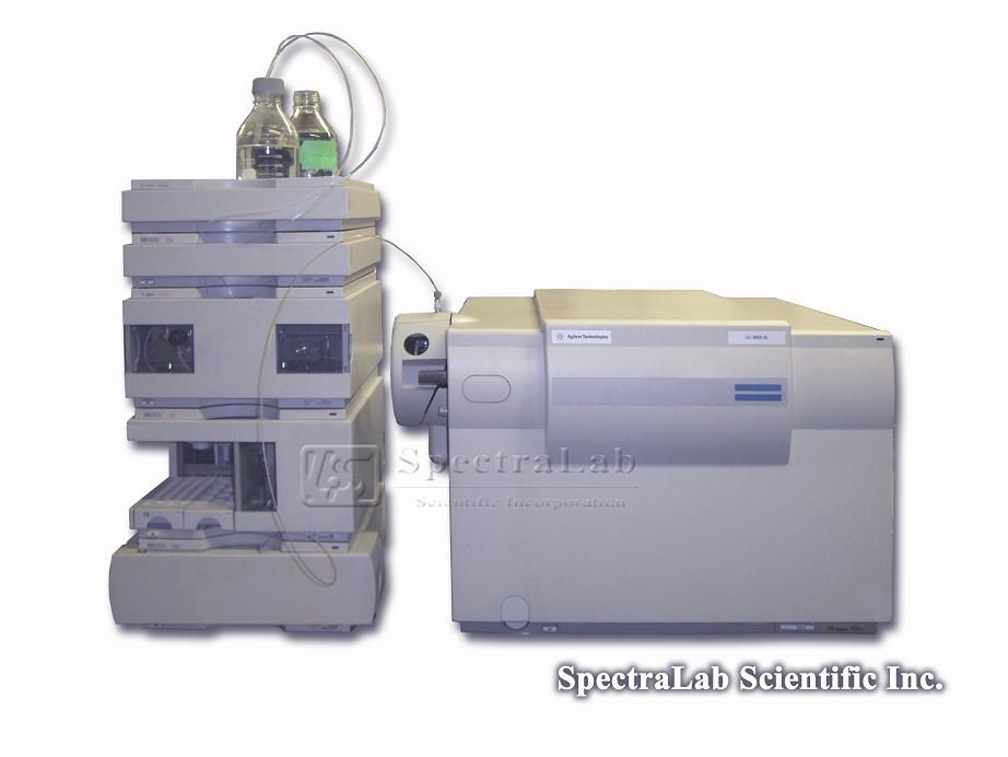 Agilent G1946D LC/MS with   ESI  and APCI
