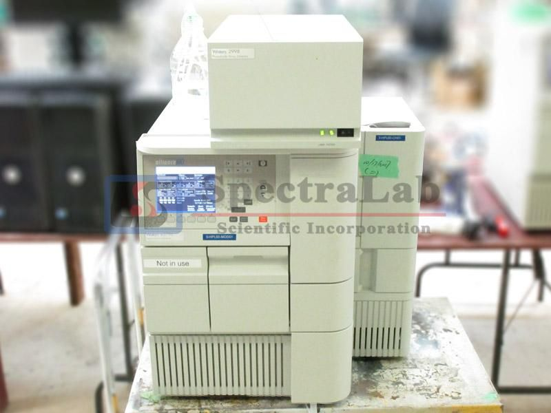 Waters Alliance Bioseparations System: e2796 and 2998 PDA