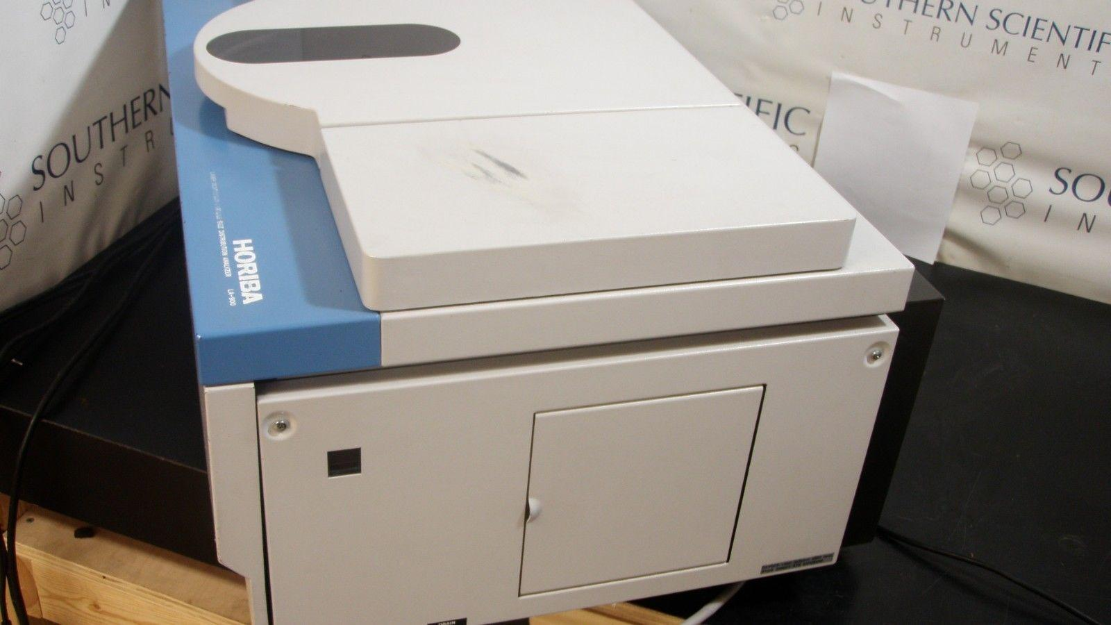 HORIBA LA-900 Laser Scattering Particle Size Distribution Analyzer