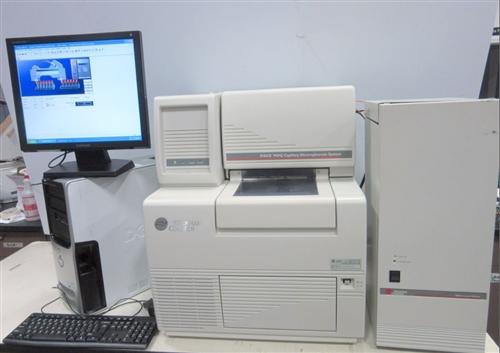 Beckman P/ACE MDQ w/ LIF Capillary Electrophoresis System