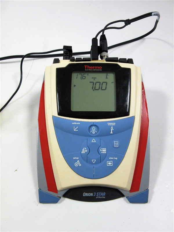 Thermo Orion 3 Star pH Benchtop Meter