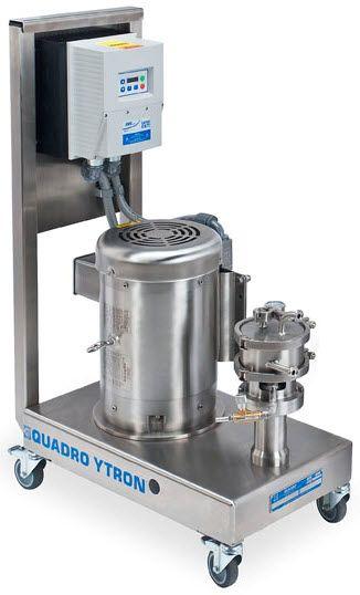 The New Quadro Ytron HV0-Emulsifier and Wet Mill