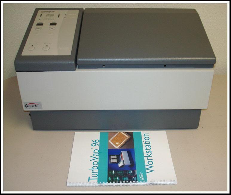 Biotage Zymark Caliper TurboVap 96 Workstation w WARRANTY