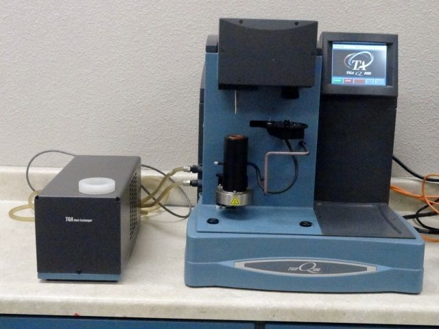 TA Instruments Q-500 TGA READY FOR USE EXCELLENT CONDITION