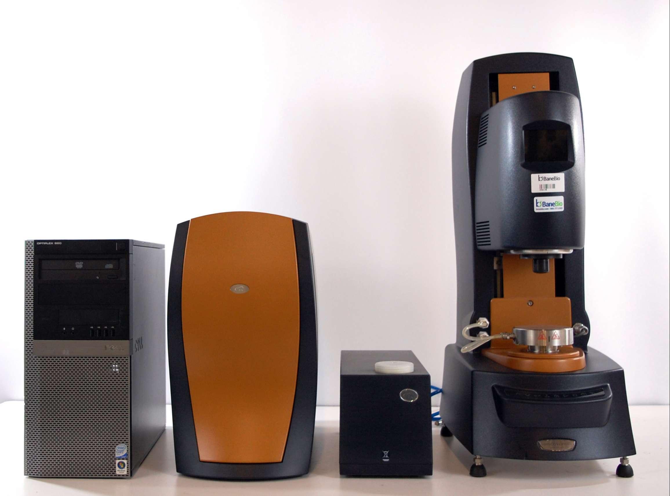 TA Instruments Discovery Hybrid Rheometer HR-1