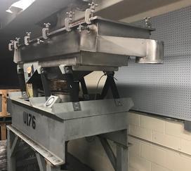 SN5746 Witte Fluid Bed Dryer