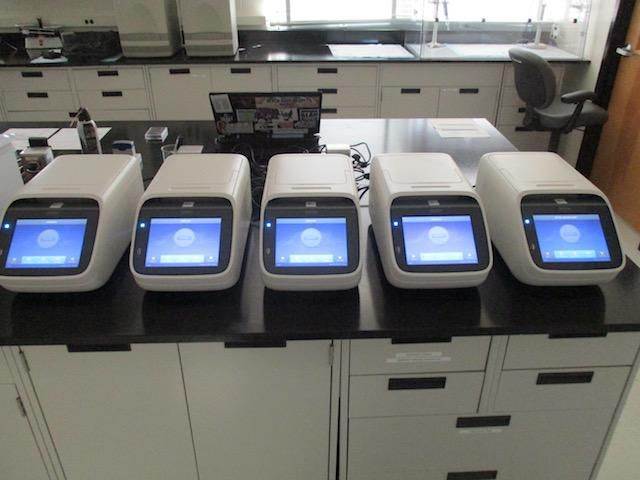 ABI SimpliAmp 96 well PCR Thermal Cycler-Demo Condition Year 2015