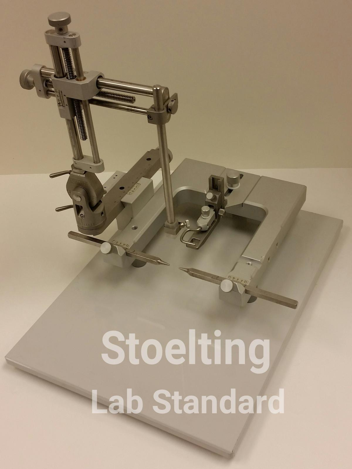 Stoelting Lab Standard Stereotaxic Frame