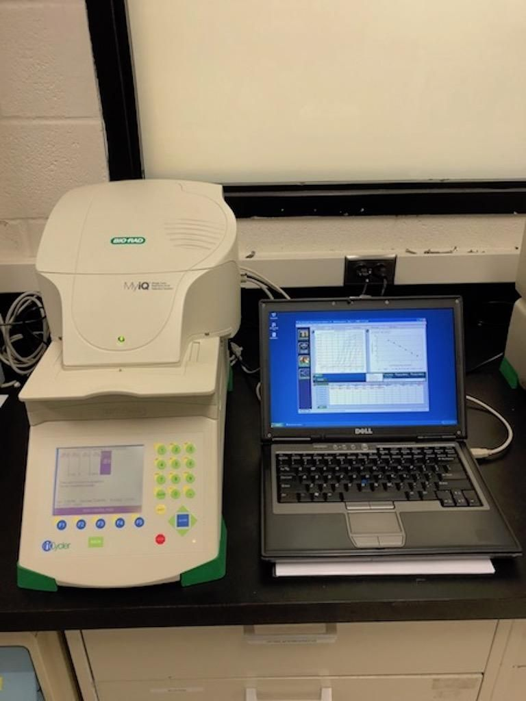 Bio-Rad MYIQ Real-time PCR system-Newly Refurbished!