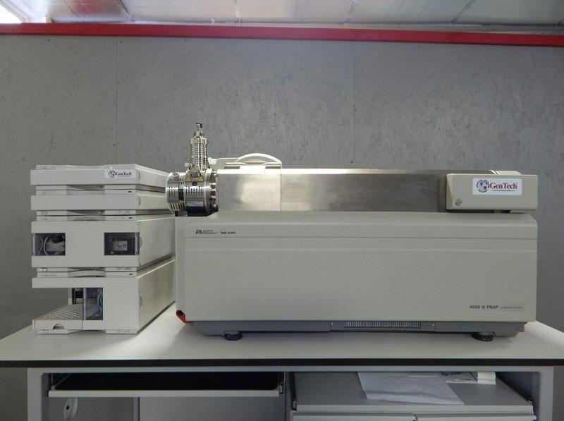 AB Sciex 4000 QTRAP with Agilent 1100 HPLC & Binary Pump - 1 Year Warranty Available