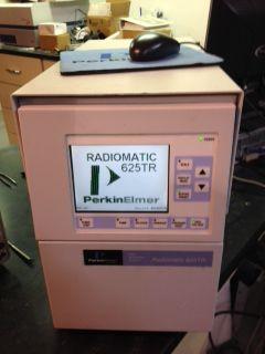 Perkin Elmer 625TR Radio-Chromatography Detector