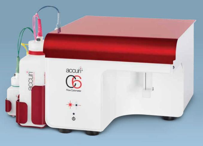 BD Accuri C6 Flow Cytometer