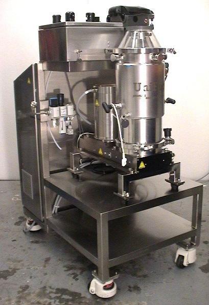 Carr Unifuge Pilot Separations System