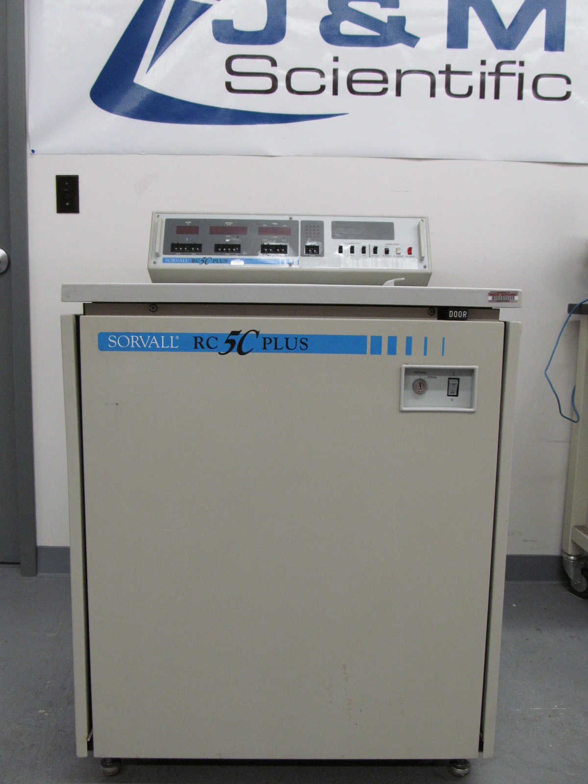 Sorvall RC 5C Plus Floor Model Superspeed Centrifuge
