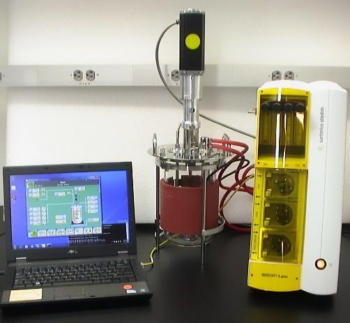 Sartorius Biostat A Plus Bioreactor System